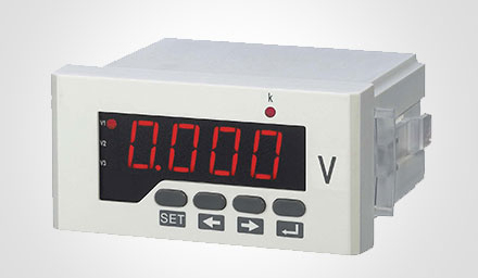 MSX-U系列数显示单相电压表