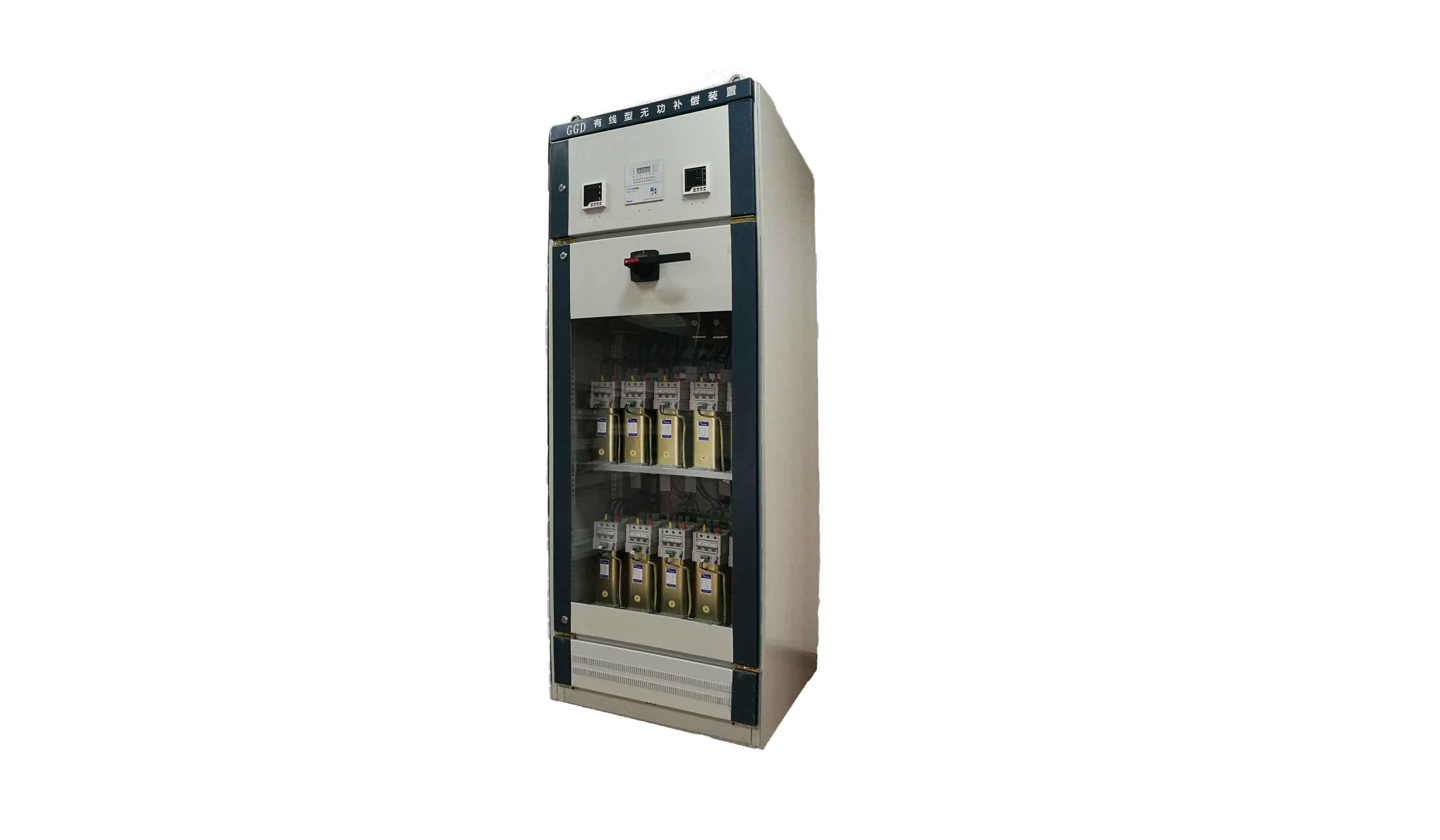 MJDG-D系列低压动态无功补偿柜