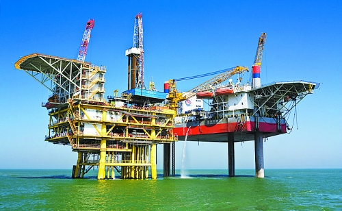 Offshore drilling platforms